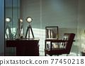 Soho office interior with loft style design 77450218