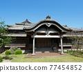 samurai residence, entrance, entranceway 77454852