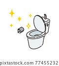 衛生間 廁所 洗手間 77455232
