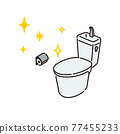 衛生間 廁所 洗手間 77455233