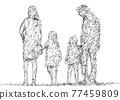 家庭 家族 家人 77459809