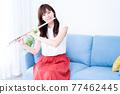 flute, flutes, female 77462445