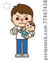 嬰兒 寶寶 寶貝 77467438