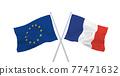 france, France, national flag 77471632