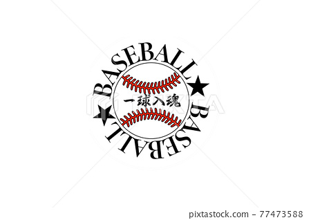baseball 77473588