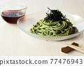 蕎麥麵 麵條 日本料理 77476943