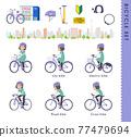bicycle, bicyclists, bike 77479694