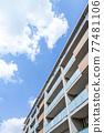 公寓 社區 房屋 77481106