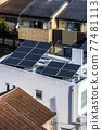 太陽能板 太陽能發電 太陽能 77481113