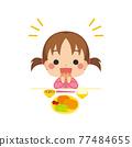 用餐 吃 飲食 77484655