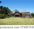 unzen city, nagasaki prefecture, samurai residence 77485758