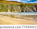 The Silver Strand in County Donegal - Ireland 77494052