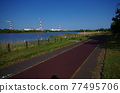 ibaraki, pond, lagoon 77495706