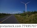 wind farm, wind power, wind mill 77495707
