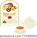 下午茶 77496849