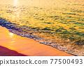 海 大海 海洋 77500493