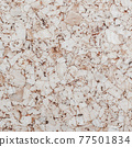 Corkboard texture background wooden board made of brown cork wood material pattern for bulletin post and business note pin up wall announcement backdrop 77501834