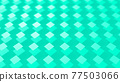 CG Square Geometric background composed of many squares 77503066
