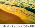 海 大海 海洋 77507480