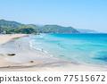 izu, blue water, marine 77515672
