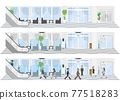 New office style Office infection control 77518283