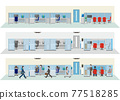 New office style Office infection control 77518285