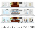 New office style Office infection control 77518289