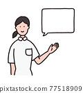 nurse, registered nurse, female 77518909