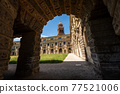 New Court of the Ducal Palace in Mantua downtown Italy - Palazzo Ducale 77521006