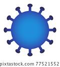 病毒 77521552