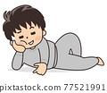 洩勁 懶惰的 運動褲 77521991