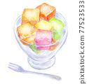 watercolour, watercolors, food 77523533