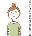 年輕女子媽媽後悔 77524785