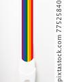 LGBT concept. Having children in same-sex families. 77525840