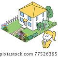 房 房屋 房子 77526395