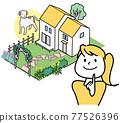 房 房屋 房子 77526396