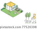 房 房屋 房子 77526398