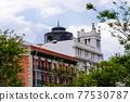 Luxury residential buildings in Avenue in Salamanca District in Madrid 77530787
