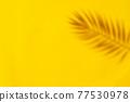 Illuminating yellow background 77530978