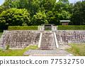 barrow, ancient tomb, historic site 77532750