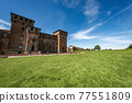 Medieval Castle of San Giorgio in Mantua downtown Italy - Palazzo Ducale 77551809