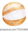 watercolour, watercolors, baked sweet 77555888