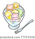 watercolour, watercolors, confectionery 77555938