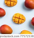 芒果 陽光 水果 台灣 Taiwan fruit mango マンゴー 77572538