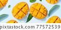 芒果 陽光 水果 台灣 Taiwan fruit mango マンゴー 77572539