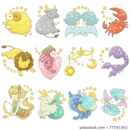 constellation, pretty, animal 77591992