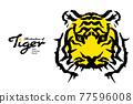 tiger, tigers, animal 77596008