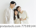 Family parent and child 77599144