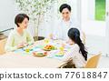 家庭 家族 家人 77618847