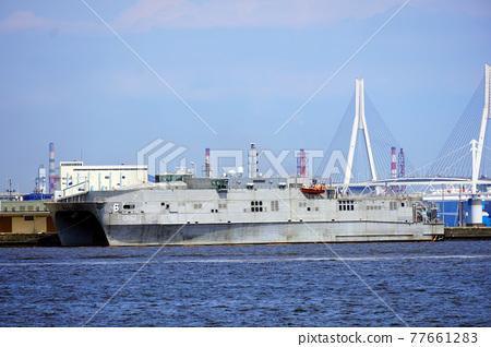 거대한 선박 77661283